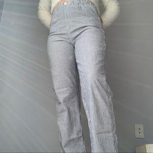 Brandy Melville Striped Pant
